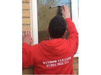 Reliable Window Cleaner covering Cambs and Herts, Pure water pole & Traditional cleaning