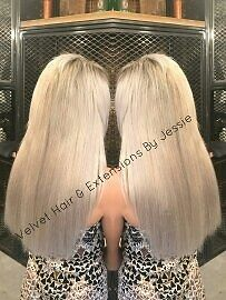 100% Human Hair Extensions - Velvet Hair & Extensions By Jessie