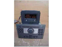 Vauxhall Vectra C CD30 & paired screen