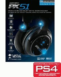 Turtle beach X51 gaming headset