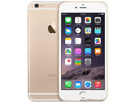 iPhone 6 - 16gb Gold - Not locked – Superb, condition as new and in original box