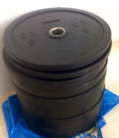 Crossfit Bumper Plates and 15kg Bar Bondi Beach Eastern Suburbs Preview