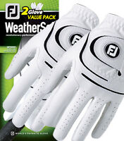 Footjoy Weathersof Gloves 2-Pack