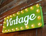 Vintage Clothing Closet
