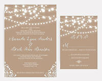 Custom Invitations: Perfect for Weddings, Birthday Parties!!!