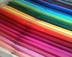 Papier de soi / Tissue Paper, All colors, Toutes couleurs, 15x20, 20x30
