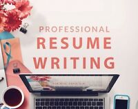 Affordable Resume Writing! Personal & Professional $40+