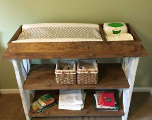Custom Made Baby Changing table