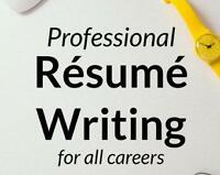 Professional Resume Writing Service, LinkedIn Optimization