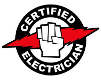 Master Electrician $40 P/H