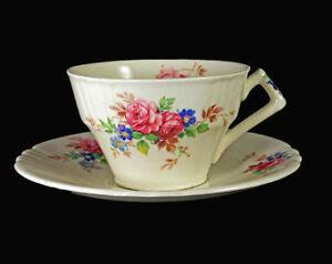 Magnifique set vaisselle Myott 12 couverts et plats services