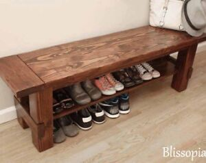 WANTED - ENTRANCE STORAGE BENCH