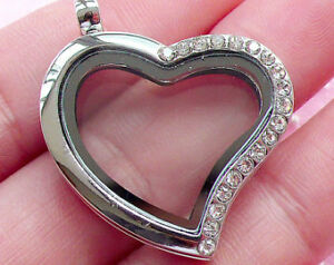 Heart Necklace Locket Kitchener / Waterloo Kitchener Area image 2