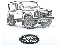 LANDROVER DEFENDER WANTED