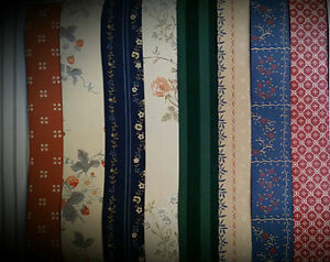 Wallpaper and Border Clearance $3.00 a roll