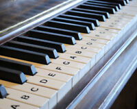 Accepting Piano Students in Windsor Park