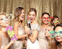 """PHOTO BOOTH ~ WEDDING PHOTO BOOTH for your """"Special Day""""!"""