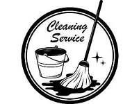 Male cleaner available