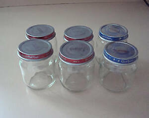 Wanted: Empty Baby Food Jars (Small or Large)