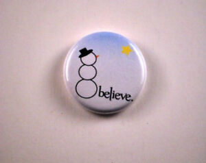 Christmas Pinback Buttons .. or create your own Buttons Cambridge Kitchener Area image 8