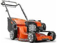 Husqvarna LC247S 19 inch Petrol Composite Deck Lawnmower