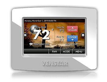 Venstar T5800 Thermostats Ebay