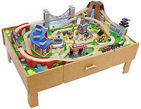 Imaginarium Train Table with Chuggaton Set as well