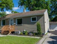 For Sale or Rent to Own: Beautiful Renovated Home in St. Vital