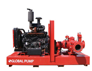 "2012 Global Pump 8GHTAP High Performance 8"" Water/Trash Pumps- 2"