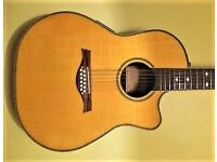 WANTED Tanglewood Odyssey 12 String Electro-Acoustic guitar.