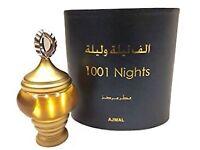 1001 nights ajmal oil perfume