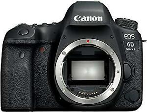 Canon EOS 6d Mark II + Canon EF 70-300mm f/4-5.6 IS USM Lens