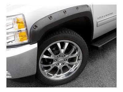 For: TOYOTA TUNDRA RX607T Fender Flares Rivet Style Textured Trim 2014-2015