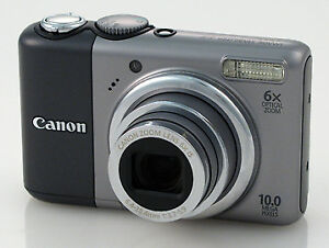 Appareil photo Canon PowerShot A2000 IS