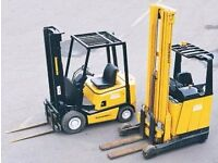 I AM LOOKING FOR FORKLIFT AND WAREHOUSE WORK
