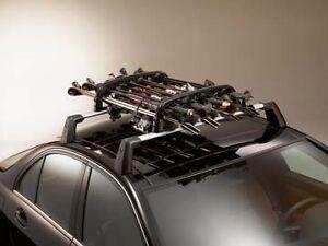 Genuine mercedes benz c class w204 sedan roof rack basic for Mercedes benz c300 roof rack