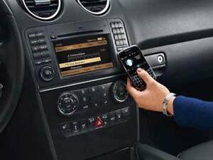 Genuine oem mercedes benz media interface plus video cable for Mercedes benz media interface