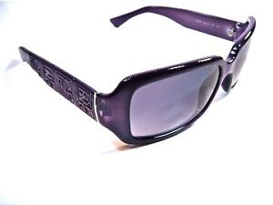 FENDI SUNGLASSES FS 5008 502 PURPLE NEW AUTH