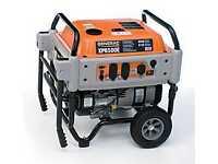 Génératrice de véhicule motorisé ou pour chalet 6500W à essence