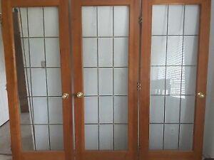 30 inch glass doors