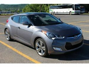 HYUNDAI VELOSTER TECH SPORT 2014 REPRISE DE LOCATION
