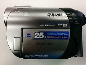 SONY DCR-DVD308 HANDYCAM CAMCORDER - USED $199