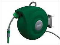 FAIHOSEAUT20 Auto Hose Reel With Wall Bracket 20m