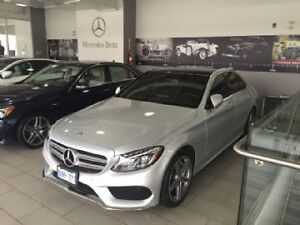 Lease Take over 2016 Mercedes-Benz C-Class C300 4Matic AMG