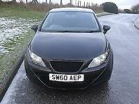 Seat Ibiza 1.2TD ( 75ps ) ( a/c ) SportCoupe 2010MY S ONLY 49600Mls Alloys