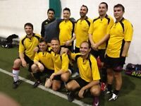 Over 35 Individual soccer Players Needed - Vaughan Indoor Soccer