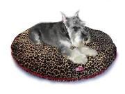 Leopard Dog Bed