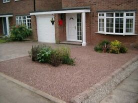 DRIVEWAY'S, PAVING'S, PATIO'S AND EXTENSION'S