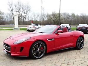 Lease Takeover On 2015 Jaguar F-TYPE Convertible V6