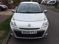 Renault Clio i-music, low mileage, 1 years MOT, Full service history